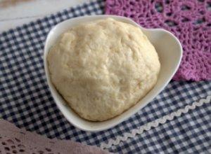 Постное заварное тесто (для печенья, галет, пирогов и пирожков)