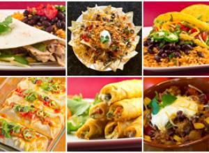 Страстная мексиканская кухня. Традиционные блюда