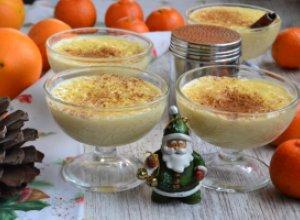 Португальский рождественский десерт «Алетрия»