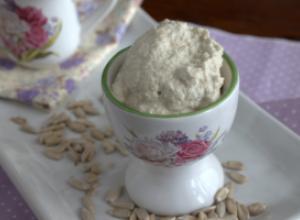 Соус–майонез из семян подсолнечника