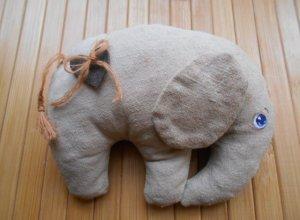 Мастер-класс по пошиву мягкой ароматизированной игрушки «Слон»