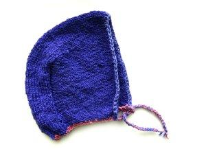 Как связать шапочку для малыша на спицах