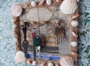 Ключница «Морское путешествие»