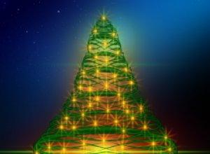Чем можно заменить новогоднюю елку