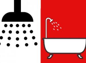 Что лучше: ванна или душевая кабина