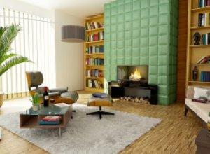Камин в квартире: реально ли это?