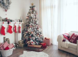 Как нарядить елку и украсить дом на Новый год?