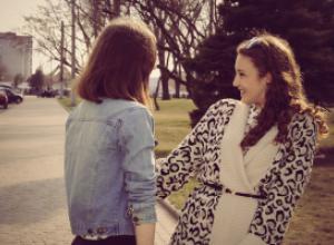 Чем женская дружба отличается от мужской?