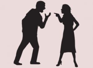 О бесконфликтном общении семейной пары: советы специалиста