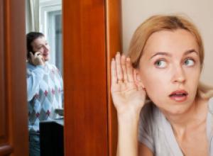 Как узнать, что у мужа появилась любовница