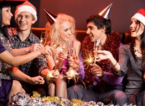 Как развлекать гостей на Новый год?