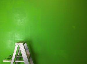10 распространенных проблем с покраской стен, пола и потолка