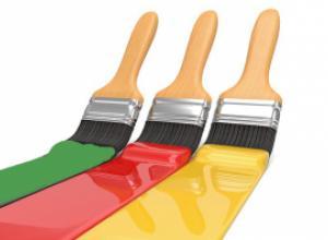 Преимущества и недостатки различных видов красок