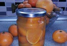 Варенье из мандаринов