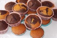 Домашние кексы с разными вкусами