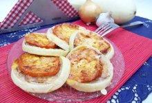 Кабачки с фаршем, помидорами и сыром в духовке