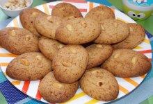 Арахисовое печенье на смальце