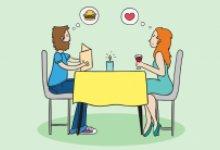 Женское поведение, которое отталкивает мужчин на первом свидании