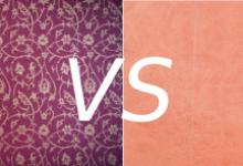 Обои или декоративная штукатурка: что выбрать?