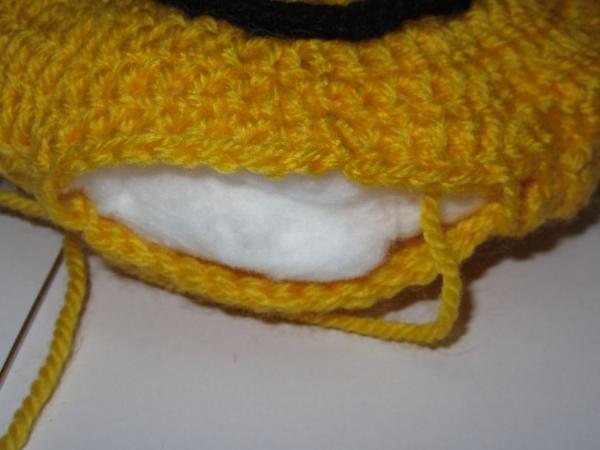 Подушка смайлик своими руками