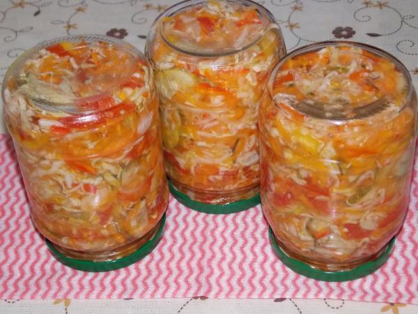 Заготовки из соленых огурцов на зиму рецепты с фото