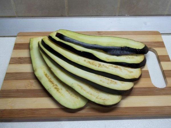 рецепт вкусных жареных баклажанов с орехом