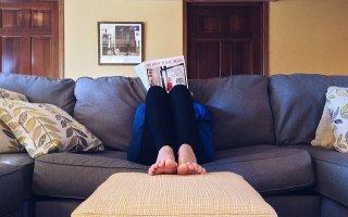 Почему вредно много сидеть?